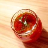 【簡単作り置き】ミニトマトのオリーブオイル漬け