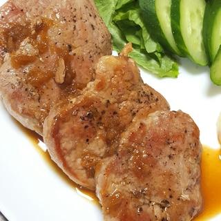 ★豚ヒレ肉のステーキ★
