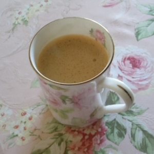 豆乳カプチーノ