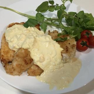 【節約レシピ】レモン風味♪鶏胸肉で簡単チキン南蛮♡
