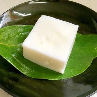 ダイエット♡ ふわふわミルク淡雪かん
