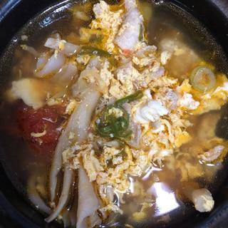 酸辣湯スープ^_^