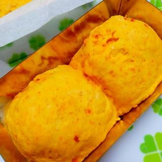 ホットケーキミックスでかぼちゃパン