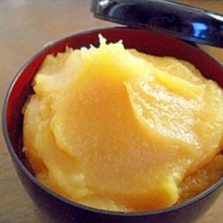 爽やか~な☆パイナップルきんとん さつま芋クリーム