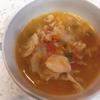 簡単!野菜たっぷりスープ♡
