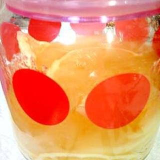 アメリカ産レモンでレモネードシロップ♪