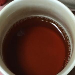 """ほっこりポカポカ温まります""""生姜紅茶"""""""