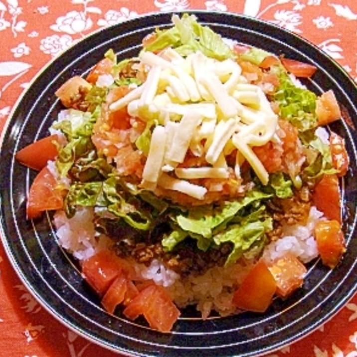 沖縄の味★タコライス