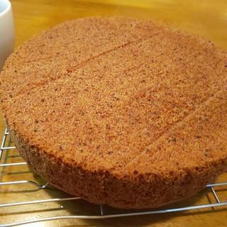 しっとりチョコスポンジケーキ(直径21cm)