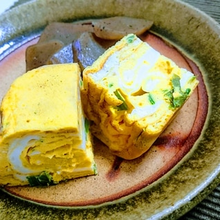 卵4こ!チーズのでかでか卵焼き