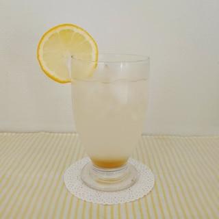 塩はちみつレモンソーダ♬︎