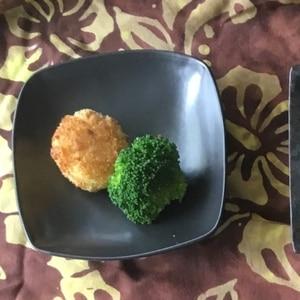 簡単★かぼちゃコロッケ