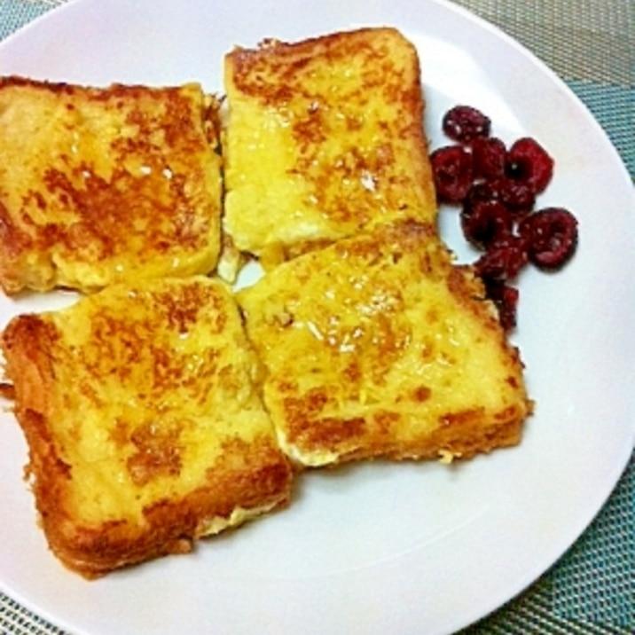 冷凍 食パン レシピ