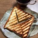 食パンで簡単だけど美味しい塩バターパン 塩パン