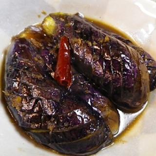 茄子のシンプル炒め煮