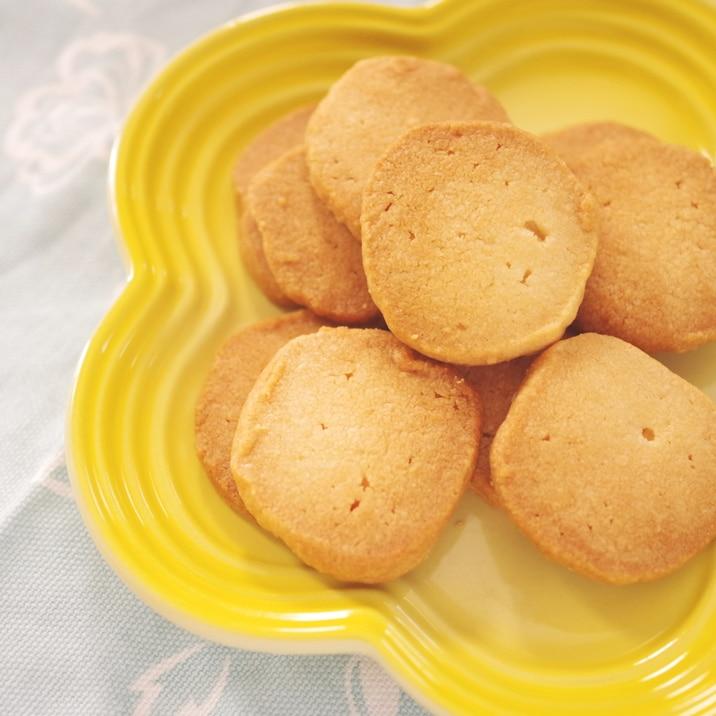 サクサク食感☆簡単アイスボックスクッキー