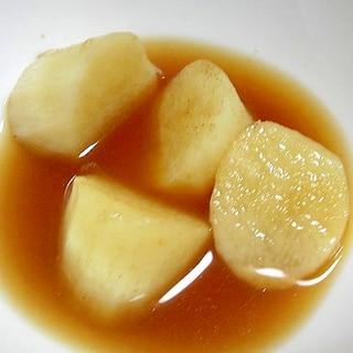 シンプルに長芋だけで煮物
