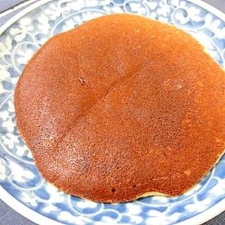 おからパウダーを使ったホットケーキ(プレーン)