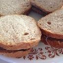 プンパニッケルサンドイッチ