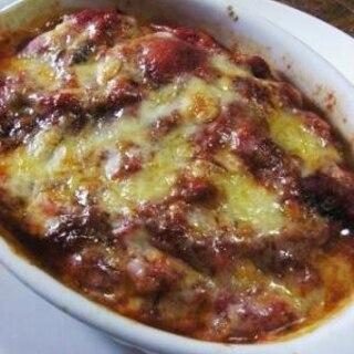 ベジタリアンメニュー トマトドリア