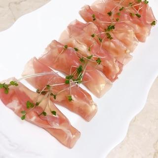 クリームチーズとメロンの生ハム巻き★褒められレシピ