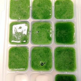 離乳食初期☆ほうれん草のペースト