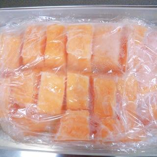 冷凍保存☆メロン