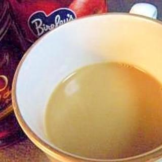 アップルブランデー♪コーヒー