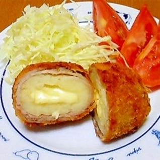 チーズin肉巻きコロッケ