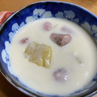 サツマイモと大豆の絶品シチュー☆