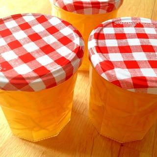苦くない手作りレモンジャム