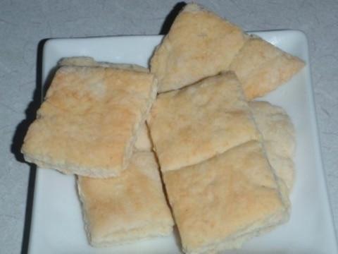 大豆粉チーズクッキー