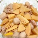 筍と里芋の煮物
