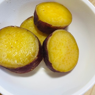 サツマイモのオリゴ糖煮込み