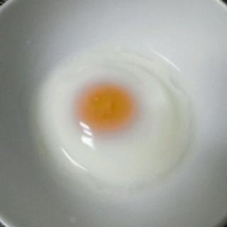 失敗知らず レンジで1分温泉卵