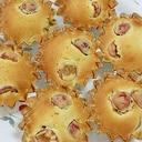 アメリカンチェリーのカップケーキ☆