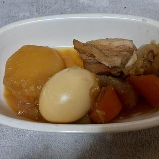 豚角煮+α
