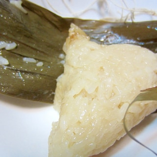 中国のシンプルちまき☆粽子(ゾンズ)
