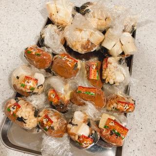 作り置き冷凍味噌玉