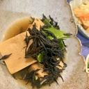 簡単!ひじきと高野豆腐の煮物