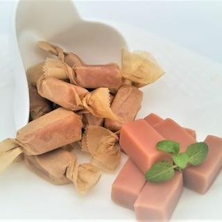 ルビーチョコレートの生キャラメル