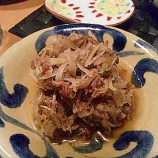 ご飯に合う〜!!!牛肉のしぐれ煮
