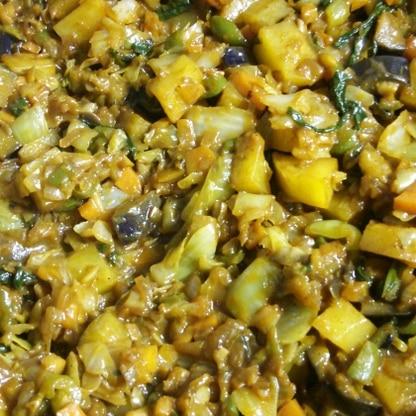 家にある調味料で手軽にできました!!冷蔵庫の野菜整理にもなったし、子供たちにも好評♪有難う!!また作ります(*^O^*)