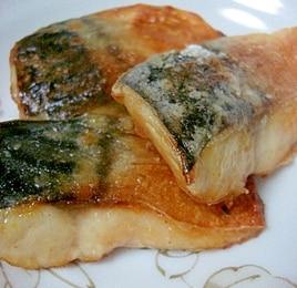 サバの竜田焼き◎カレー風味