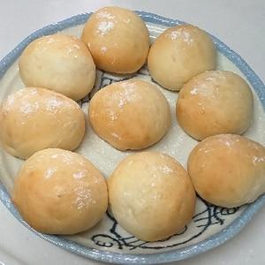 冷蔵庫で2次発酵☆朝から焼きたてミルクちぎりパン