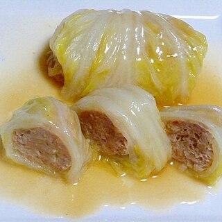 中華風ロール白菜