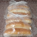 ホットドッグ用パンの冷凍保存