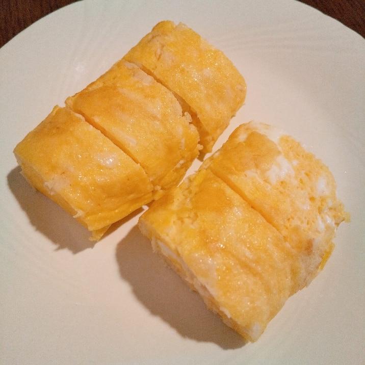 サラダチキン入り卵焼き