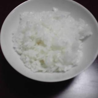 無水鍋で簡単ごはん(白ごはん)