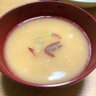 長芋の冷汁